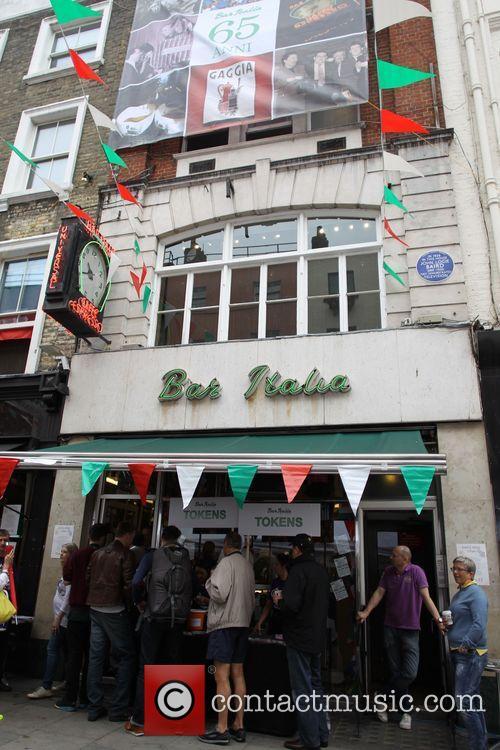 Bar Italia celebrates 65 years