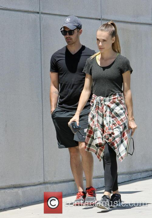 Joe Jonas and Blanda Eggenschwiler 9