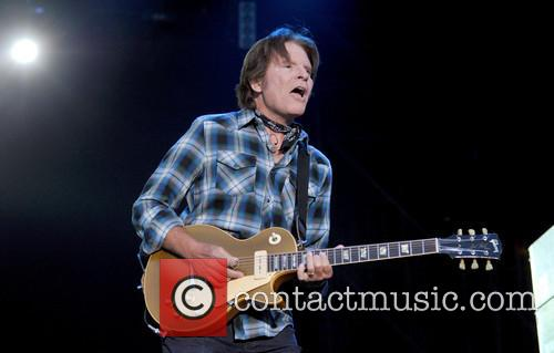 John Fogerty performing in Milan