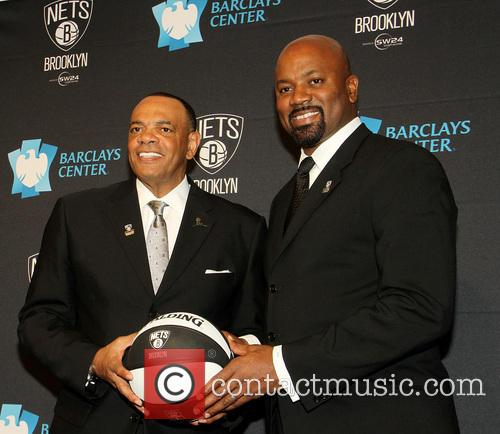 Brooklyn, Lionel Hollins and Billy King 6
