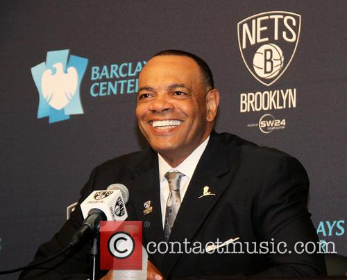 Brooklyn and Lionel Hollins 2