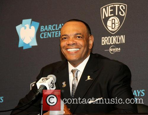 Brooklyn and Lionel Hollins 5