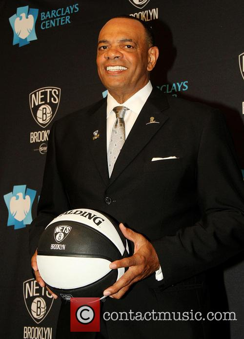 Brooklyn and Lionel Hollins 1