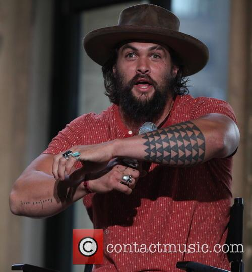 Build Speaker Series with Jason Momoa