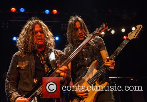 Extreme, Nunu Bettencourt and Pat Badger
