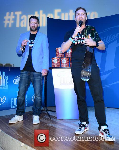 Miller Lite 'Tap The Future' event