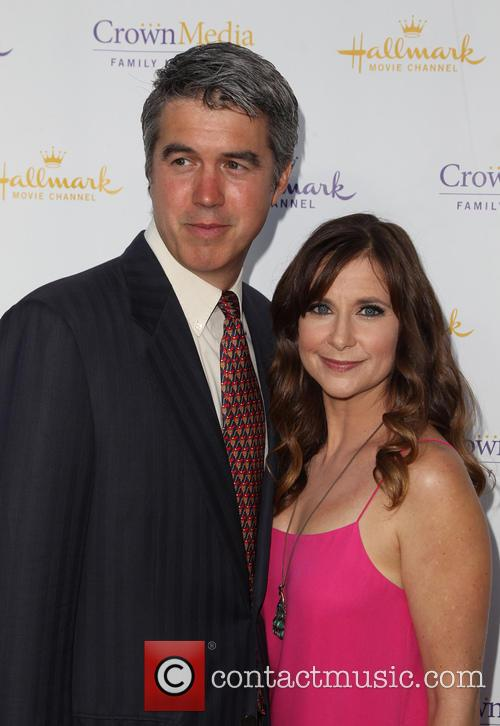 Kellie Martin and Keith Christian