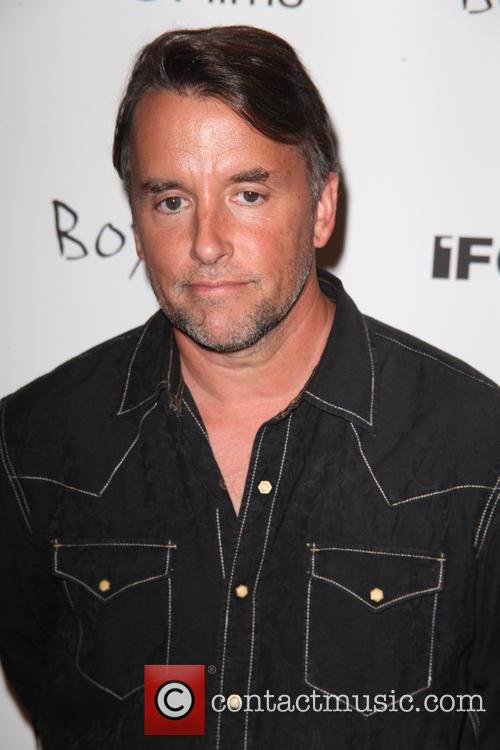 Director and Richard Linklater 3