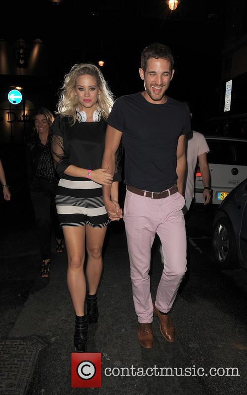 Kimberly Wyatt and Max Rogers 2