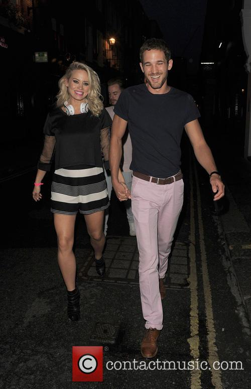 Kimberly Wyatt and Max Rogers 3