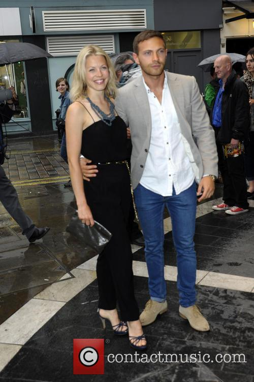 Kelly Adams and Matt Di Angelo