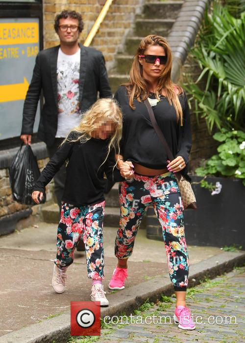 Katie Price, Princess Tiaamii Crystal Esther Andre, Princess Tiaamii Andre and Jordan 6
