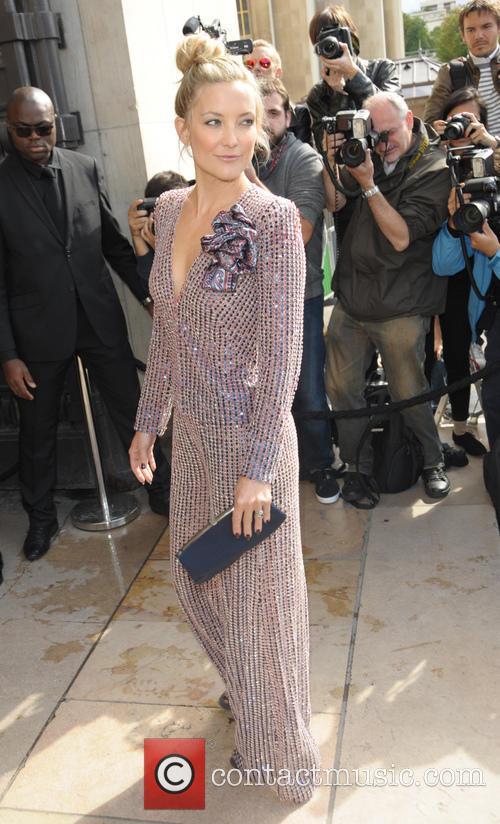 Paris Fashion Week - Armani - Outside Arrivals