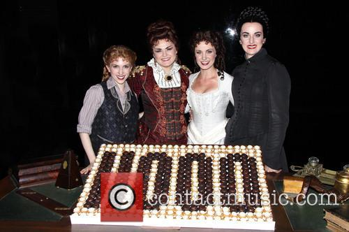 Michele Mcconnell, Sierra Boggess and Cast 2
