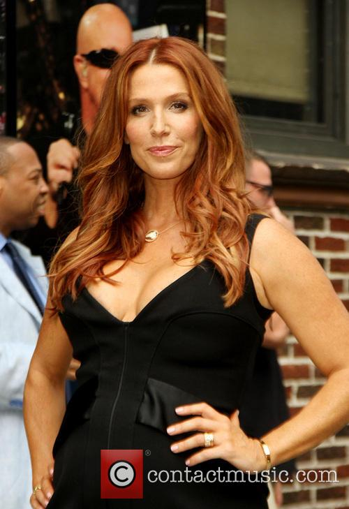 poppy montgomery celebrities outside the ed sullivan 4278372