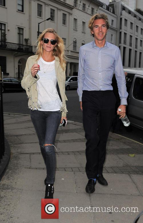 Poppy Delevingne and James Cook 5