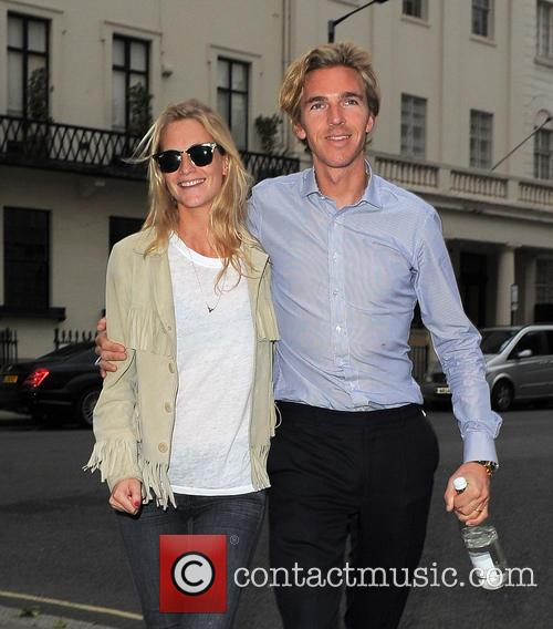 Poppy Delevingne and James Cook 6