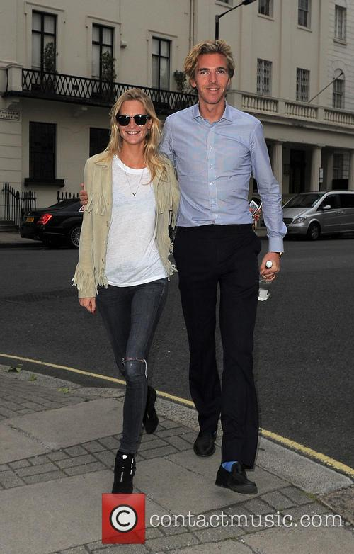 Poppy Delevingne and James Cook 7