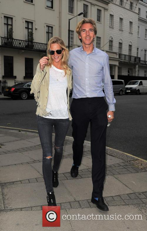 Poppy Delevingne and James Cook 9