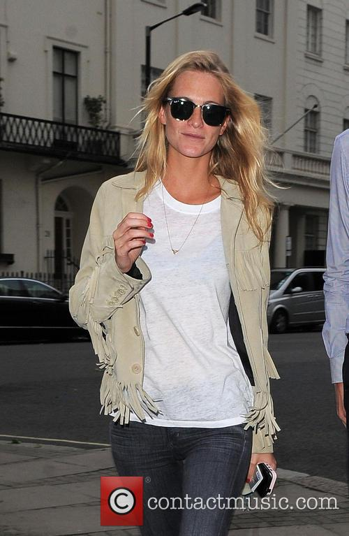 Poppy Delevingne and James Cook 10