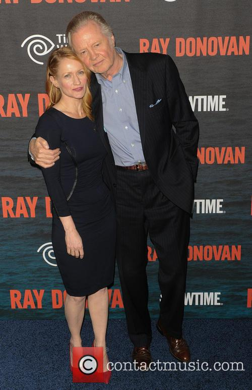 Jon Voight and Paula Malcomson 3