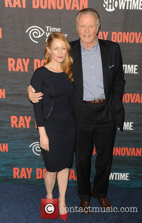 Jon Voight and Paula Malcomson 7