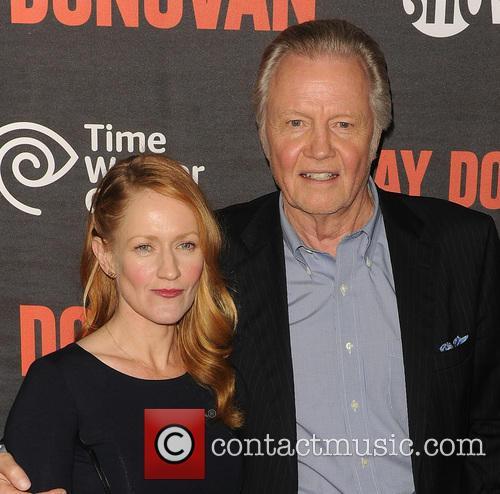 Jon voight and Paula Malcomson 5