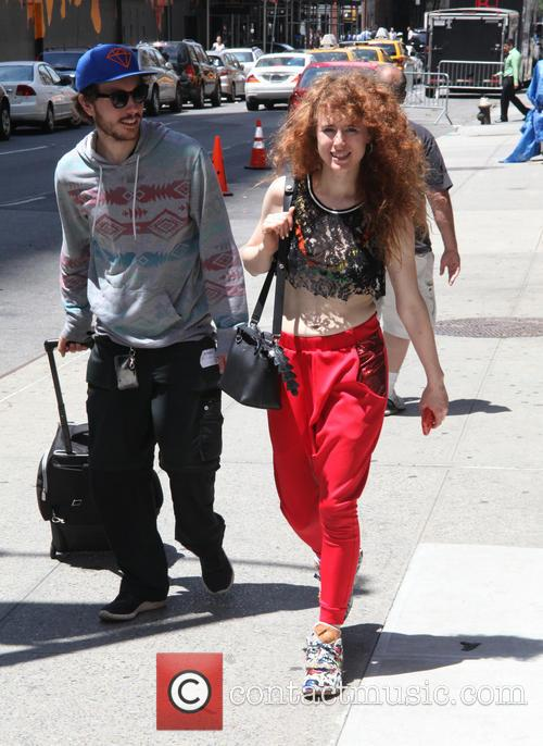 Kiesza and Kiesa Rae Ellestad 1