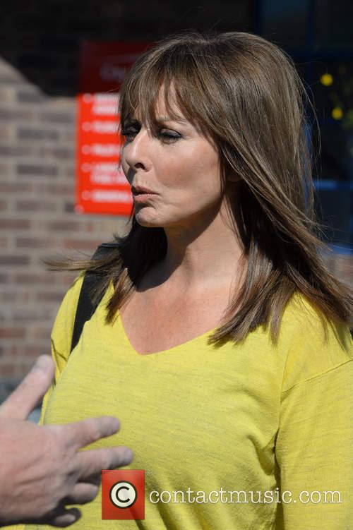 Carol Vorderman and Graham Duff 10