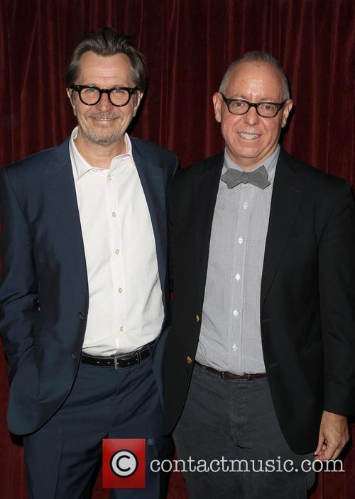 Gary Oldman, James Schamus, Orpheum Theatre