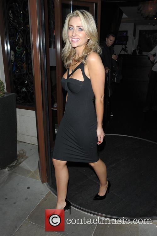 Gemma Merna at Sanctum Soho Hotel