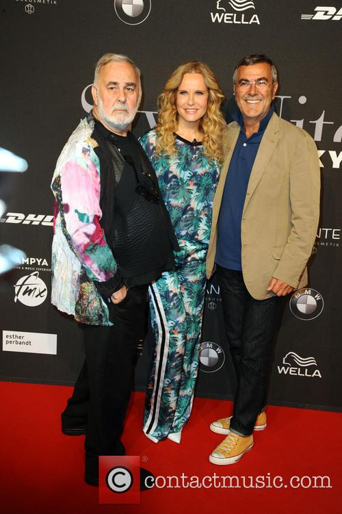 Michalsky StyleNite as part of Mercedes-Benz Fashion Week...