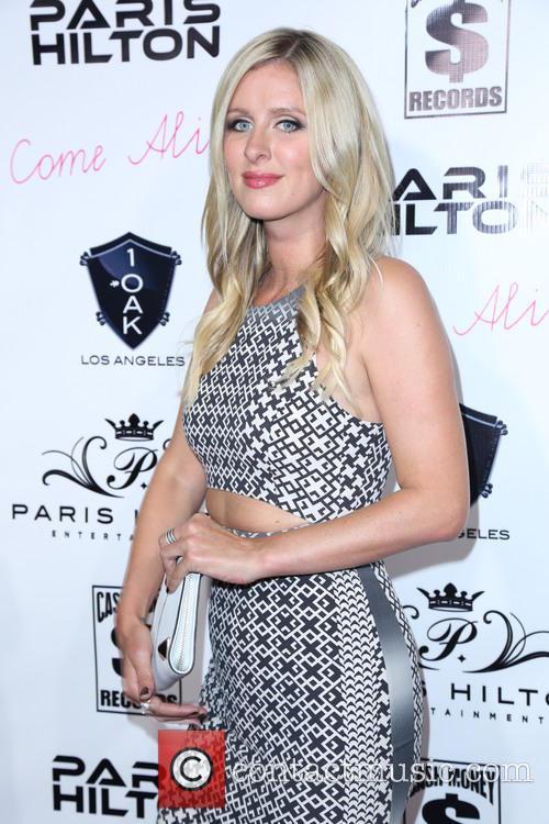 Paris Hilton's Single Release Party