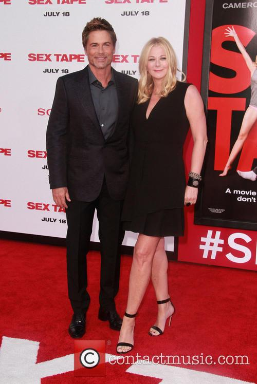 Rob Lowe and Sheryl Berkoff 11