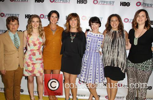 Gillian Jacobs, Kirsten Schaffer, Susanna Fogel, Joni Lefkowitz and Guests 10