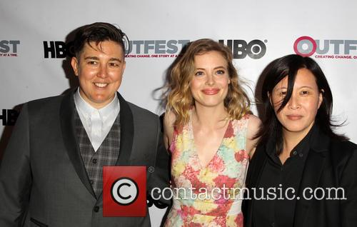 Kp Pepe, Gillian Jacobs and Kim Yutani 4