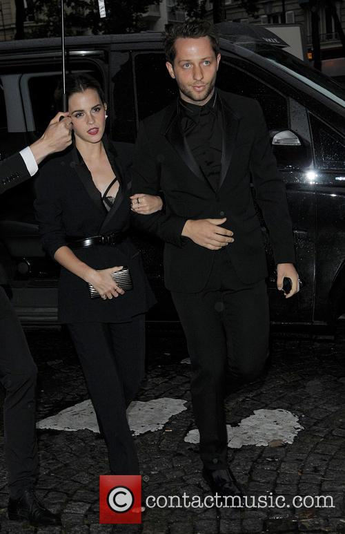 Emma Watson, Vogue Party