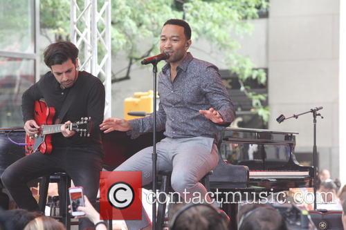 John Legend 40