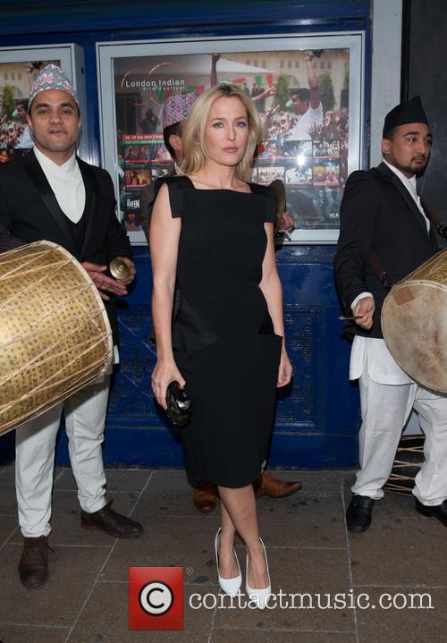 gillian anderson london indian film festival 4279197