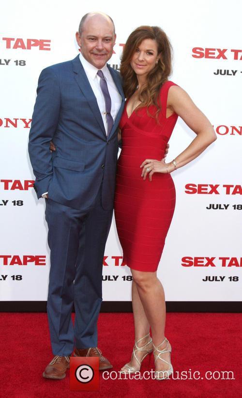 Rob Corddry and Sandra Cordday 4
