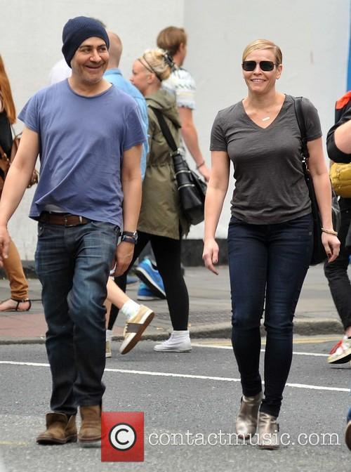 Alek Keshishian and Chelsea Handler 1