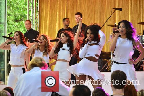 Fifth Harmony performs on 'The Today Show'