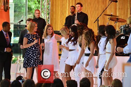 Fifth Harmony and Jenna Bush appear on 'The...