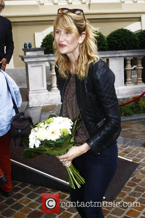 Laura Dern attends the 49th Karlovy Vary International...