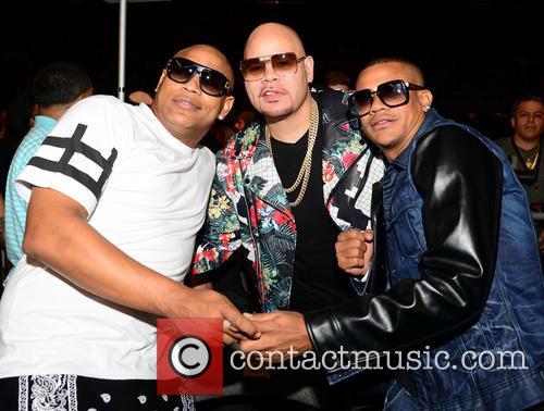 Fat Joe and Gente De Zona 1