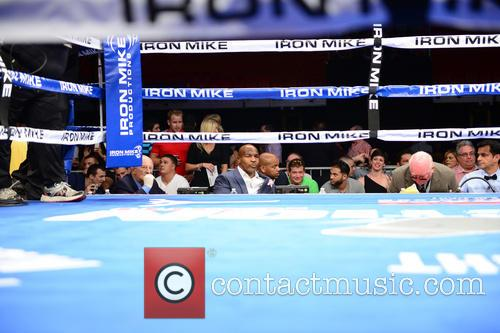 mike tyson judgment day boxing event at 4281968