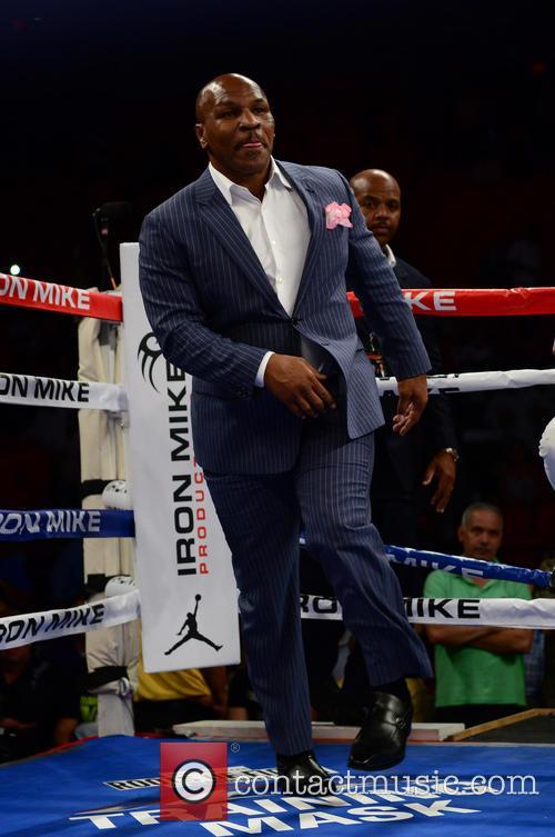 Mike Tyson 15