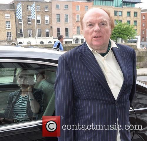 Van Morrison leaving the Clarence Hotel