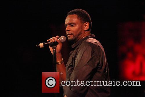 Carl Thomas performs at B.B. King Blues Club...