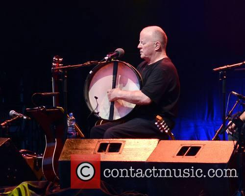 Christy Moore performs live